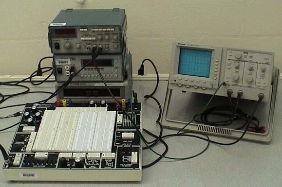 Lsu Ece Electronics Lab