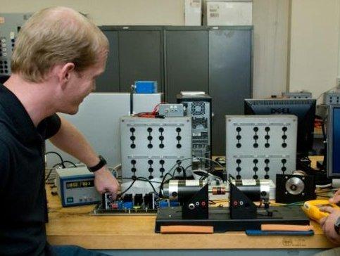 Lsu Ece Power Electronics Laboratory