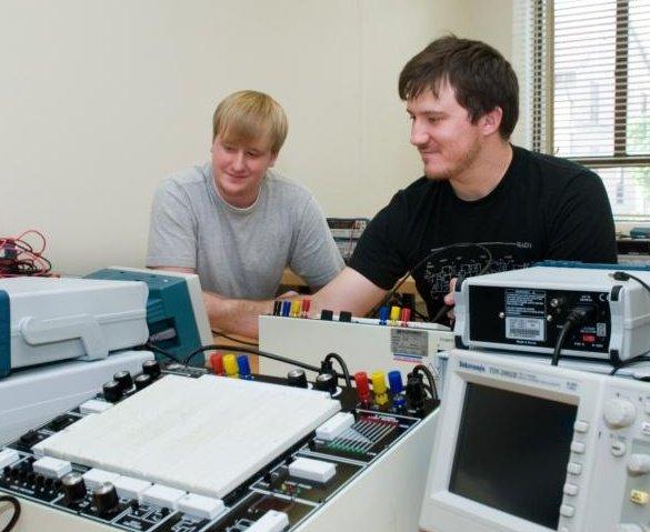 Assemble Electronics At Home : Lsu ece electronics i laboratory