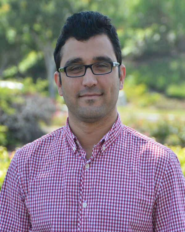 Photo of Amin Kargarian