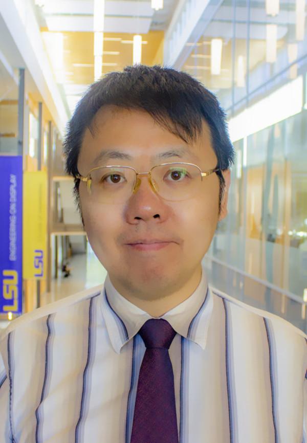 Photo of Jian Xu